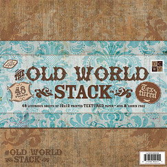 "Набор картона ""Old World"", 30,5 х 30,5 см"