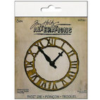 Нож для вырубки Sizzix Dies Tim Holtz Bigz™ Weathered Clock