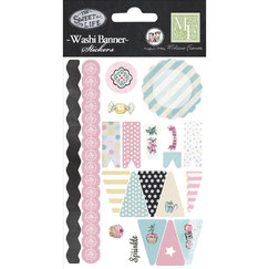 Стикер Banner The Sweet Life Washi Stickers, 10,0 х 15,0 см