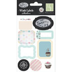 Стикер Label The Sweet Life Washi Stickers, 10,0 х 15,0 см