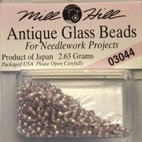 Бисер стекло Mill Hill Glass Seed Bead, 2,63 гр/уп-ке, цвет Antique Crystal Lilac