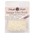 Бисер стекло Mill Hill Glass Seed Bead, 2,63 гр/уп-ке, цвет Antique Royal Pearl